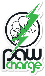 Paw Charge Logo